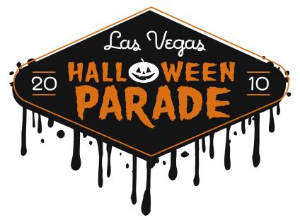 Las Vegas Halloween Parade 2010 LOGO
